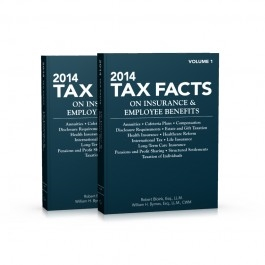 2014-tax-facts-insurance-employee-benefits