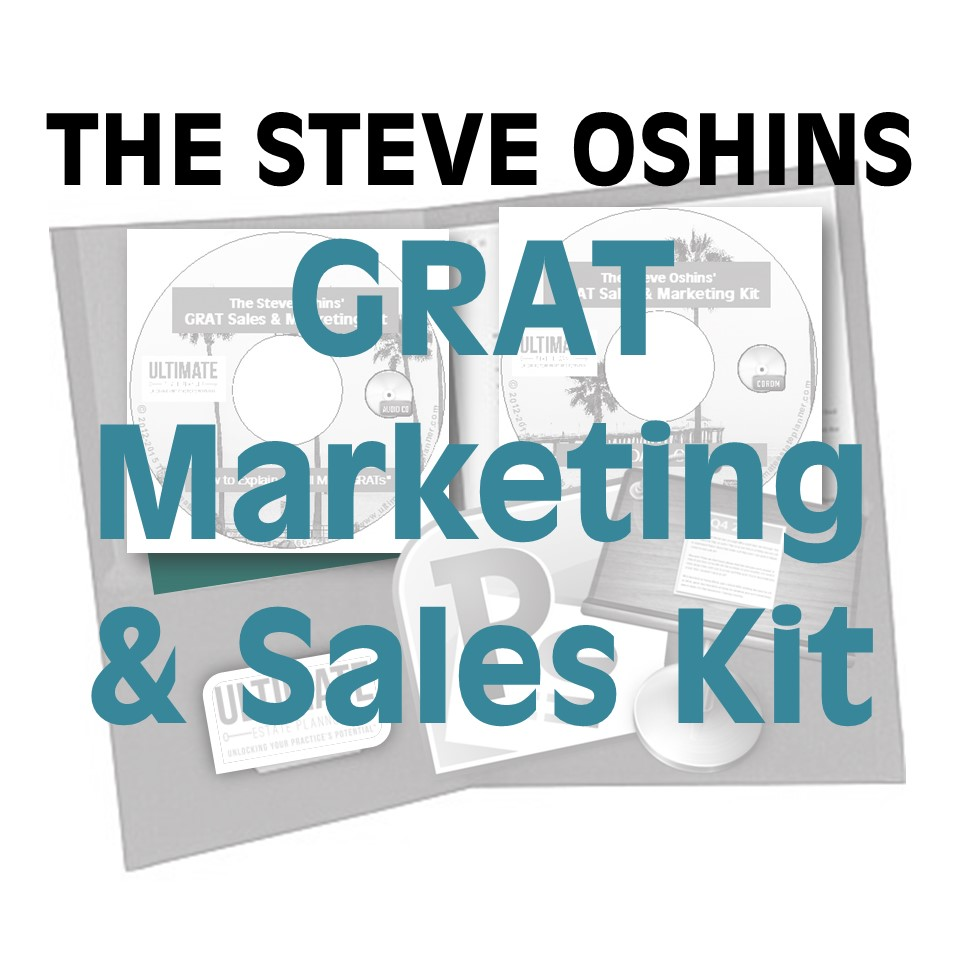 Marketing Sales: The 2012 GRAT Marketing & Sales Kit