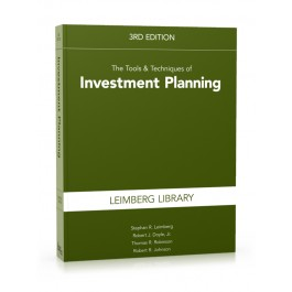 tools-and-technique-of-investment-planning-steve-leimberg
