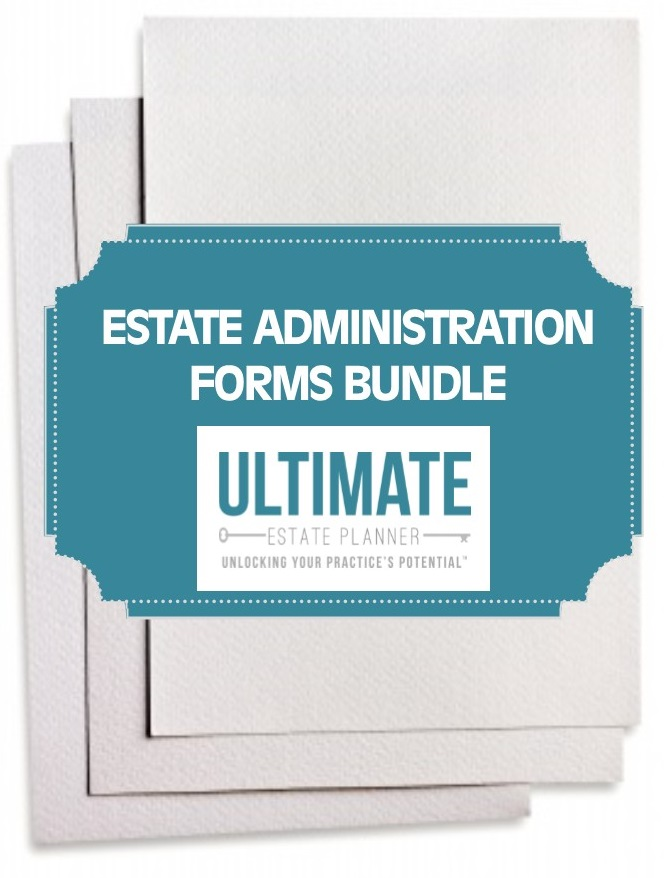 estate-administration-forms-bundle-package