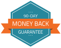 90 Day Money Back Gurarantee