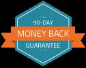 90 Day Money Back Gurarantee