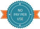 No Pay Per Use