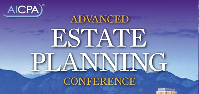 aicpa-2015-advanced-estate-planning-conference-utah
