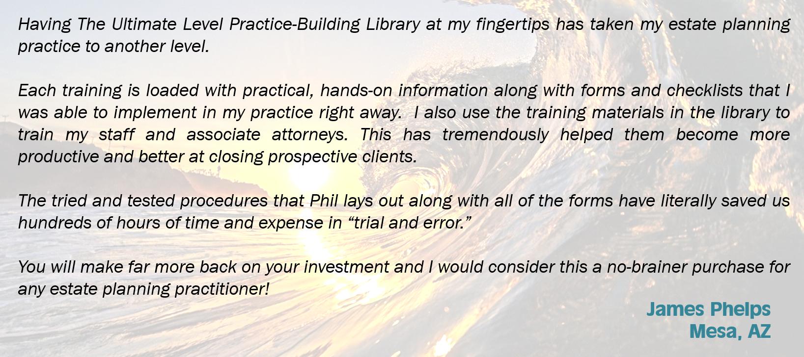 training-for-attorneys
